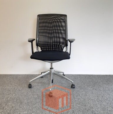 gebraucht vitra meda stuhl