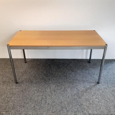 Gebraucht USM Haller Tisch Buche 150x75
