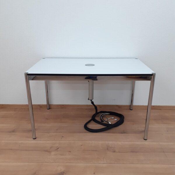 Gebrauchter USM Haller Tisch 125x75