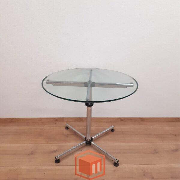 Gebrauchter USM Kitos Glas Tisch
