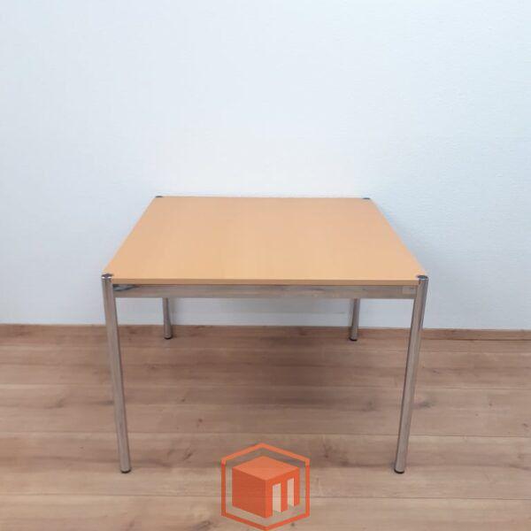 Gebrauchter usm haller Tisch 100x100 zurüch