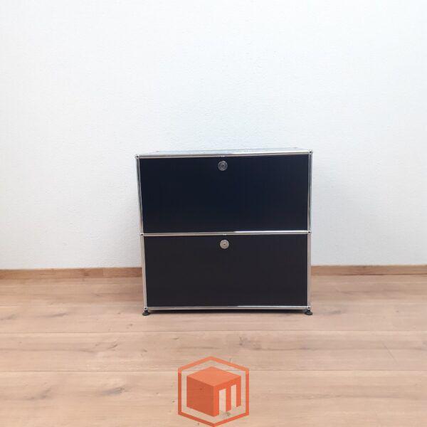 Top-Occasion Regal Schwarz 1x2