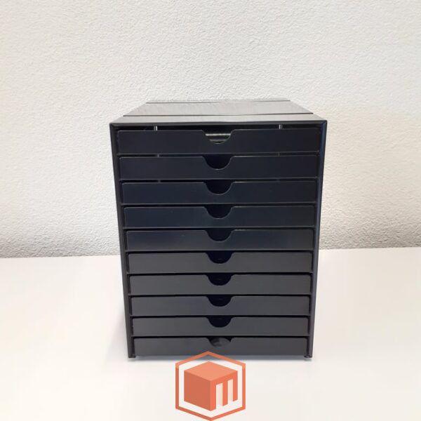 Gebrauchte USM Inos Box Schwarz